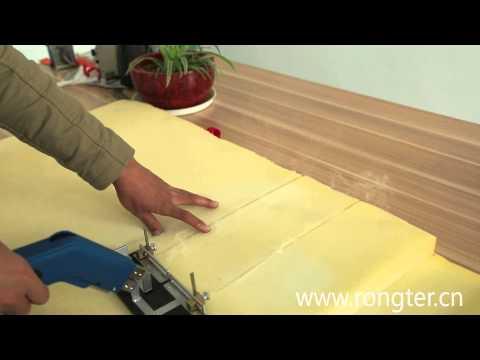 Foam Sponge Cutting Knife