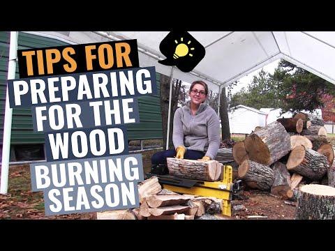Tips For Preparing for the Winter Wood Burning Season