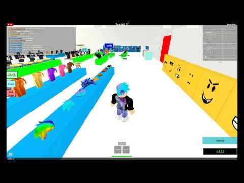 Roblox Top Model VIP ROOM Glitch