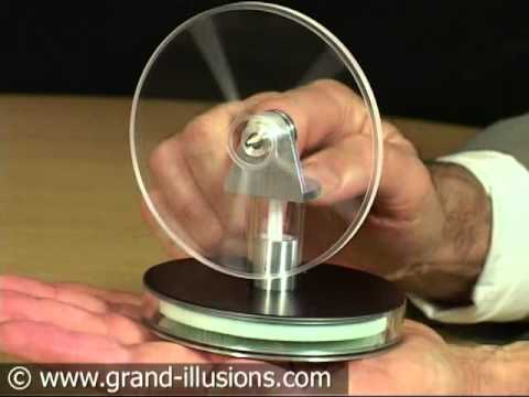 Heat of your hand Stirling Engine