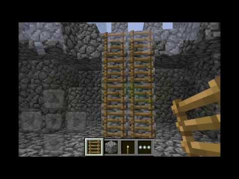 Minecraft pocket edition part 3 how to make a castle