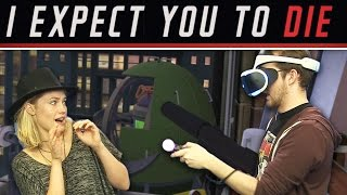 I Expect You To Die: Operation Squeaky Clean - SourceFedPLAYS!