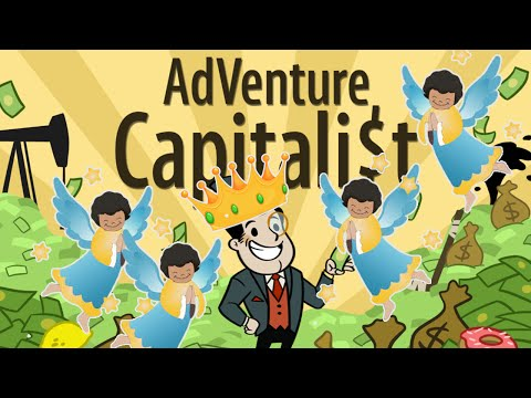 AdVenture Capitalist Walkthrough - My Angels! - iOS and PC