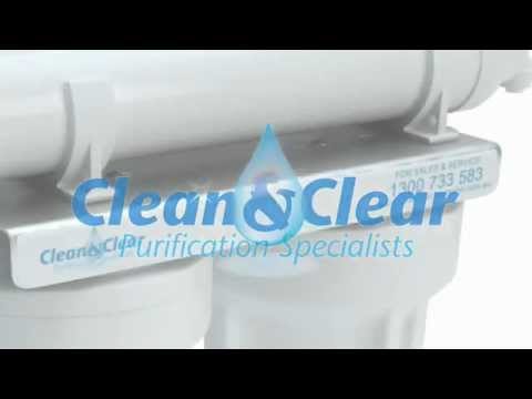 clean and clear 3 series water filter