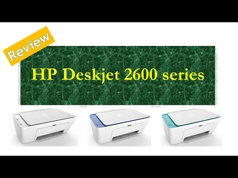Printer review : HP Deskjet 2652
