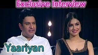 Yaariyan | Bhushan Kumar & Divya Khosla Kumar Exclusive Interview