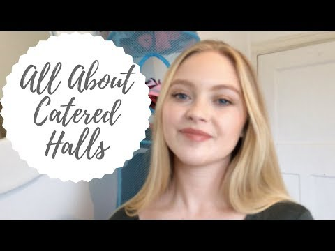 CHAT: ALL ABOUT CATERED HALLS - NOTTINGHAM UNI