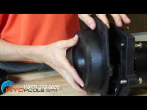 How To: Replace a Pool Motor Shaft Seal (Old Video)