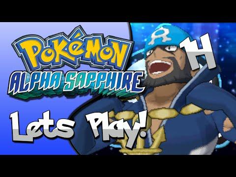 Pokemon Alpha Sapphire Lets Play! Episode 14 - Mt. Chimney Madness!