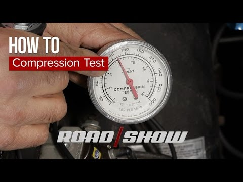 How to do a compression test on your engine