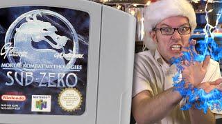 Mortal Kombat Mythologies: Sub-Zero (N64) Angry Video Game Nerd - Episode 138