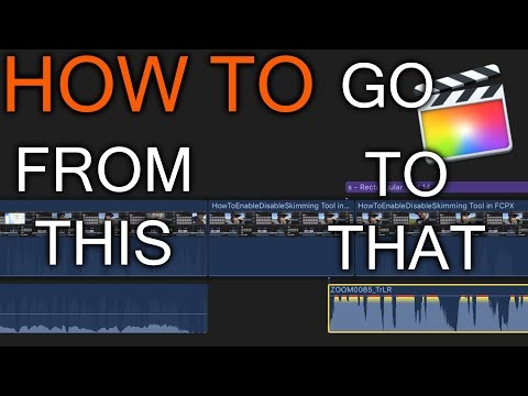 How to get higer volume than +12 in final cut pro x