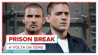 PRISON BREAK | A volta da série e os MELHORES MOMENTOS!
