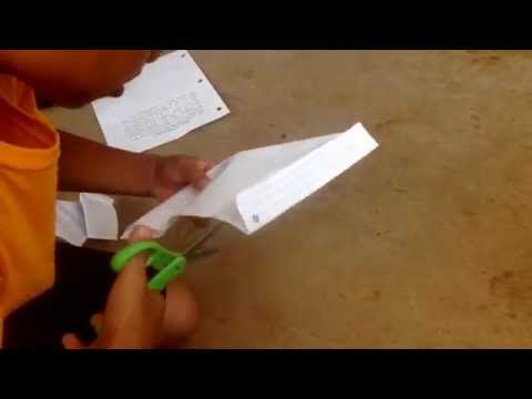 How to make a paper fortune teller by: Devin Cruz