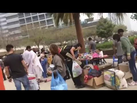 Dubai Flea Market (JLT Cluster O)