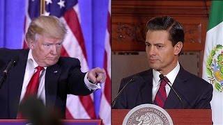 Trump, Mexico Don