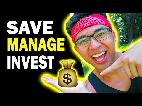 How to Save Manage and Invest Money (If Only School Taught This)