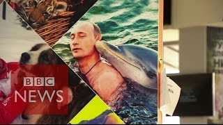 Why is Vladimir Putin so popular in Russia? BBC News