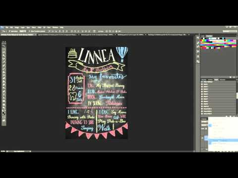 How To Add Color To Chalk Styles - The Authentic Chalkboard Bundle