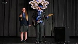 So Awkward Matt and Lily Performance