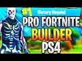 Pro Fortnite Player PS4 Level 100 Top Builder Fast Builder 12k Kills TOP CONSOLE BUILDER