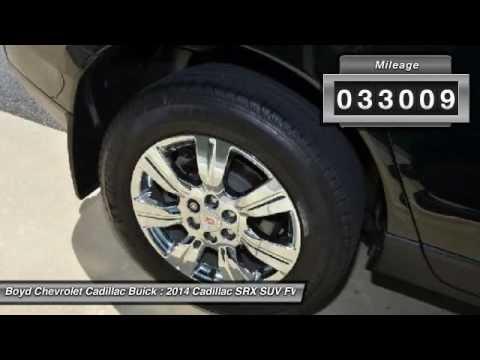 2014 Cadillac SRX Hendersonville NC U7626