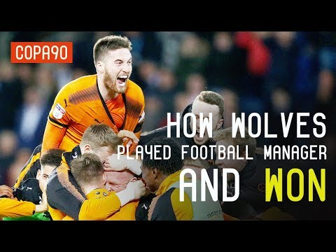 How Wolves Played Football Manager With Their Club And Won
