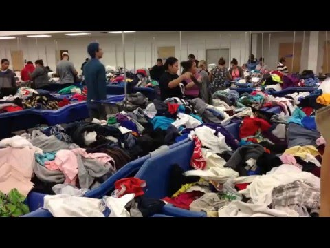 Goodwill Outlet Store (Clearance Center) - Buy Thrift Store Goods by the Pound! - FULL TOUR (Phoenix