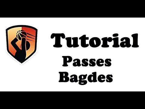 NBA 2k16 - Passes e seus badges