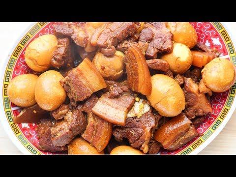 Sweet Pork (Nqaj Qaab Zib)