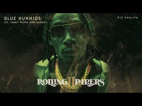 Wiz Khalifa - Blue Hunnids feat. Jimmy Wopo and Hardo [Official Audio] - ClipMega.com