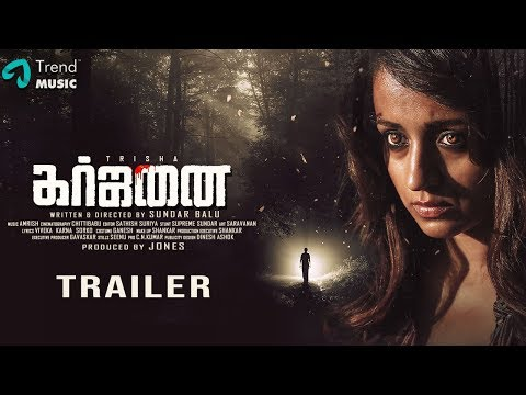Xxx Mp4 Garjanai Tamil Movie Official Trailer Trisha Amit Amrish Sundar Balu Trend Music 3gp Sex