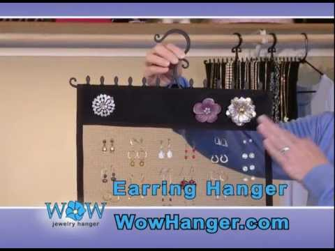 WOW Jewelry Hanger