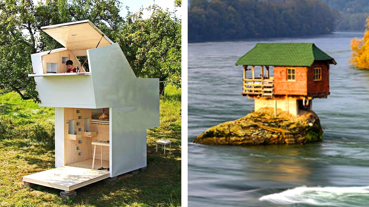 10 Tiny Homes That Will Blow Your Mind