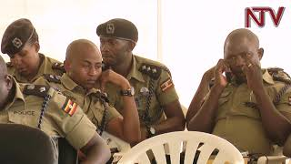 210 officers complete security management course
