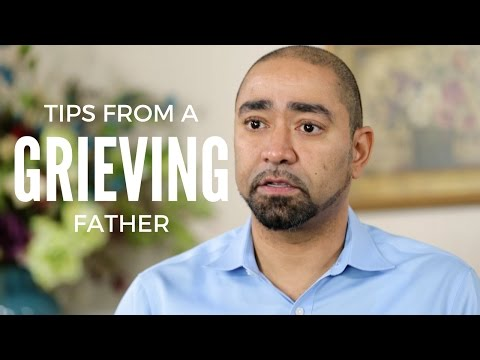 Father Gives Tips On How To Survive Child Loss
