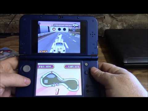 Hillovision Plays Nintendo DS Herbie: Rescue Rally and Review