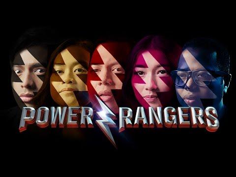 POWER RANGERS UNRELEASED TRAILER