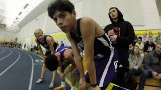Indoor Track at Smith College