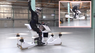 The HOVER BIKE is Finally HERE! | What
