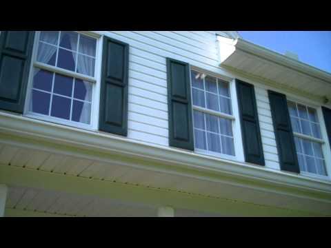 Tire Foam your Shutters - Follow Video - 7 months later
