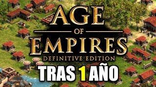 Download AGE of EMPIRES DE: ASÍ LUCE la REMASTERIZACIÓN TRAS 1 AÑO Video