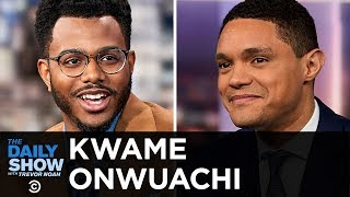 """Kwame Onwuachi - Carving Out His Own Path in """"Notes from a Young Black Chef 
