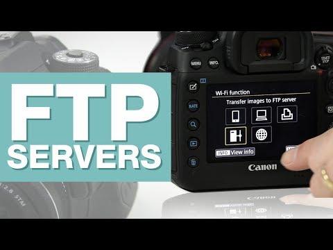 CAMERAS & WIRELESS | How to Setup a FTP Server