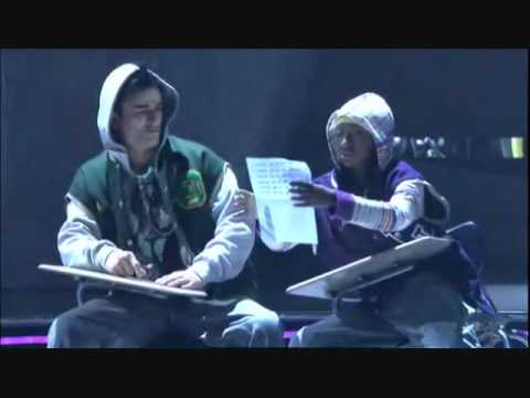 184 Mark and Comfort's Hip-Hop (Part 1 the performance) Se4Eo18.