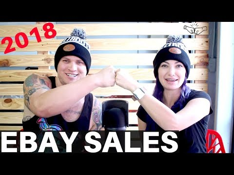 Top 20 Items We Sold on eBay 2018 - Bolo eBay Brands - Reselling on eBay | Ralli Roots