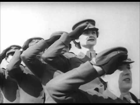 Iwo Jima Memorial Dedicated (1954)