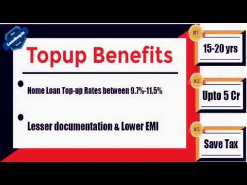 Home Loan Top up Details
