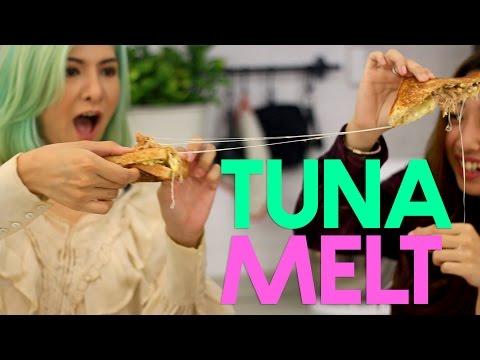 Recipe: Tuna Melt
