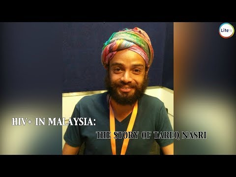 HIV+ In Malaysia: The Story Of Tareq Nasri